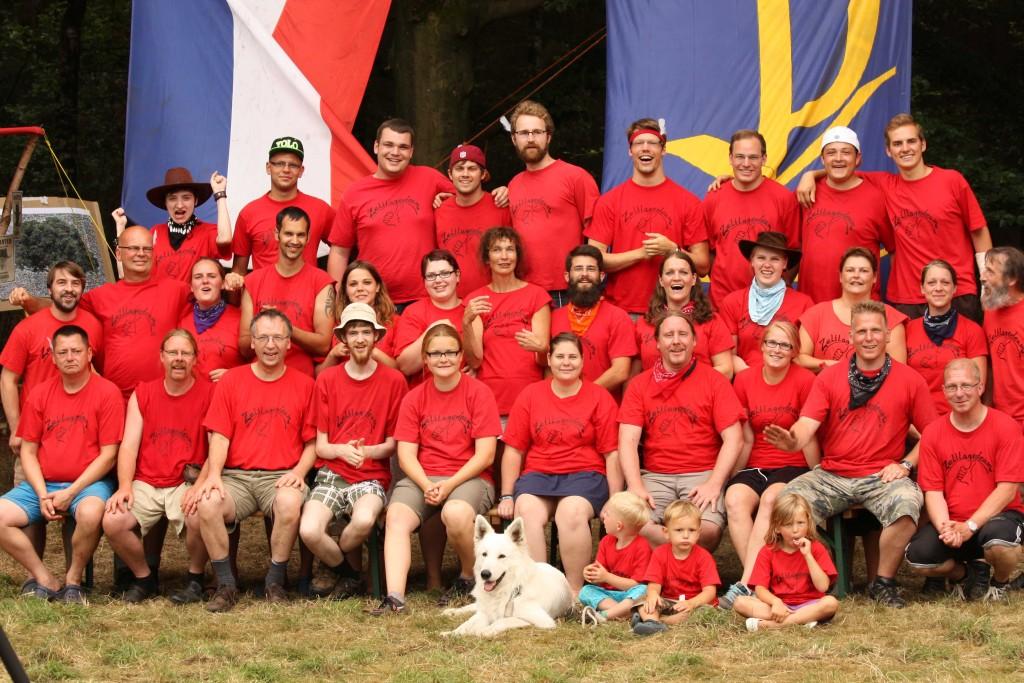 Das Team 2014